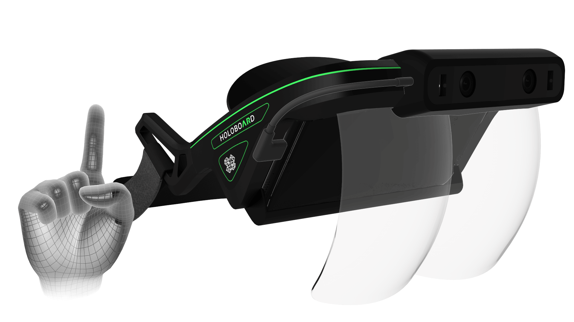 Holoboard Mixed Reality Headset - PREMIUM